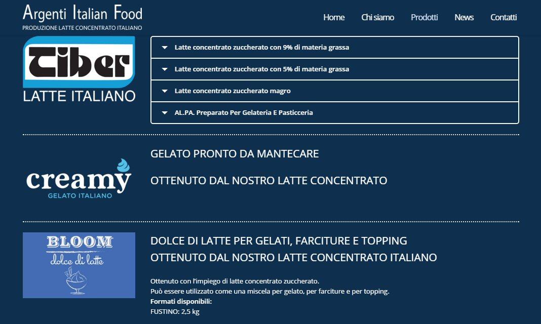 Argenti Italian Food 2