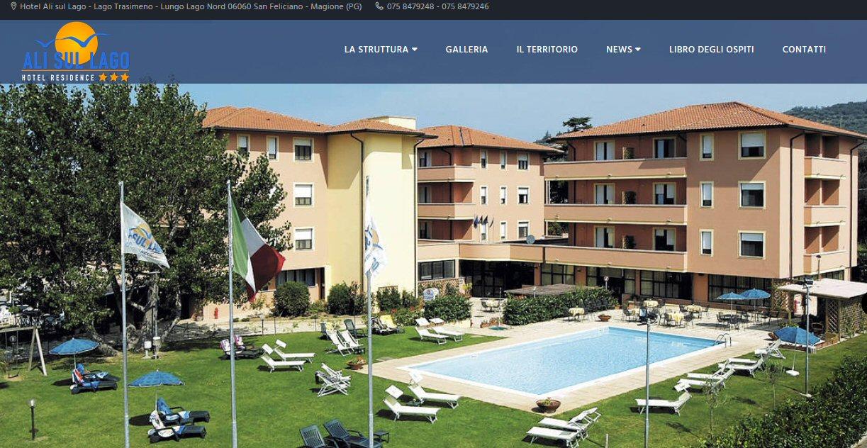 Hotel ali sul lago 1