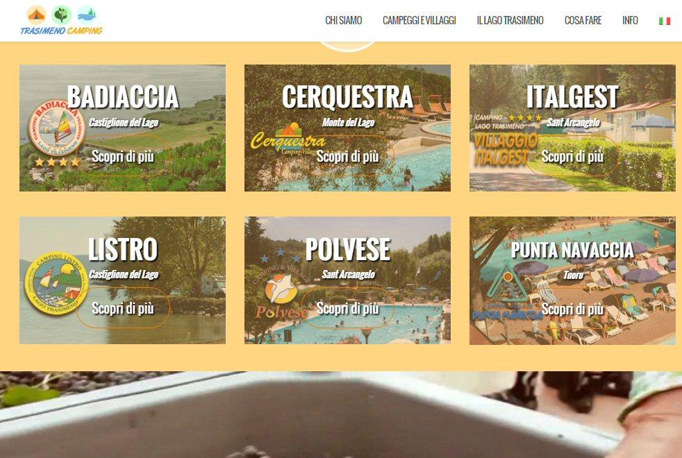 Trasimeno Camping sito 2