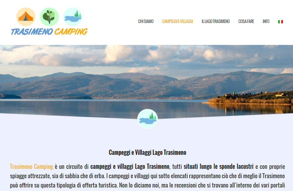 Trasimeno Camping sito 3