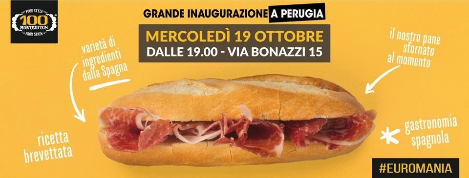 100 Montaditos Perugia 2