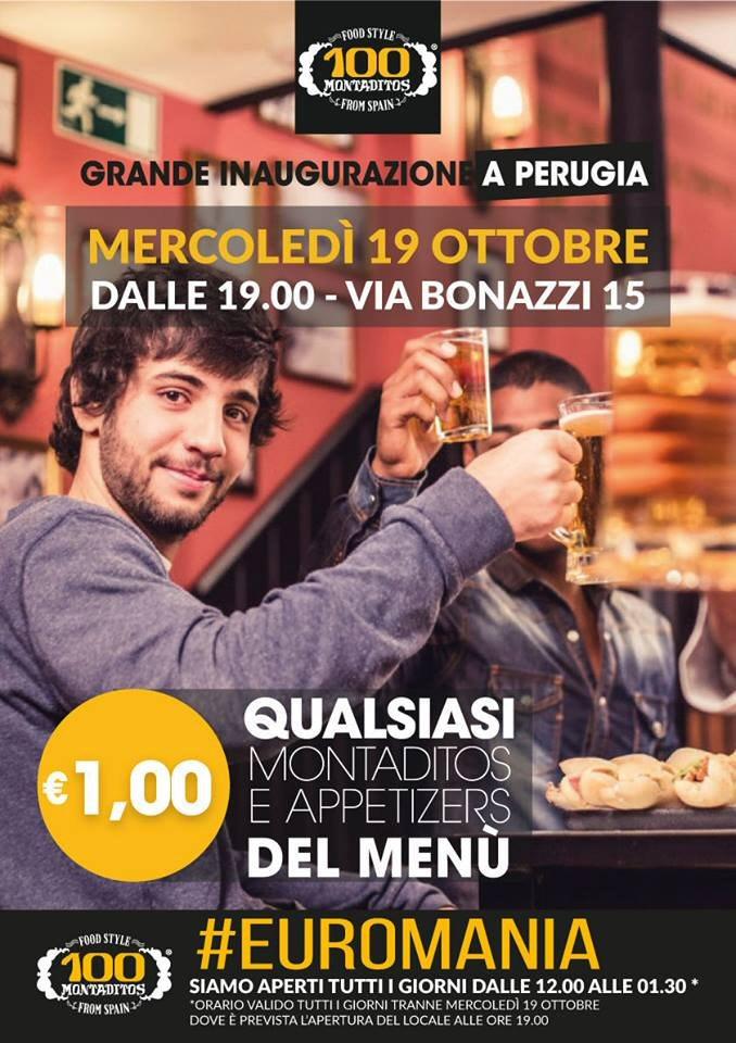 100 Montaditos Perugia 3