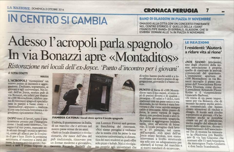 100 Montaditos Perugia 4