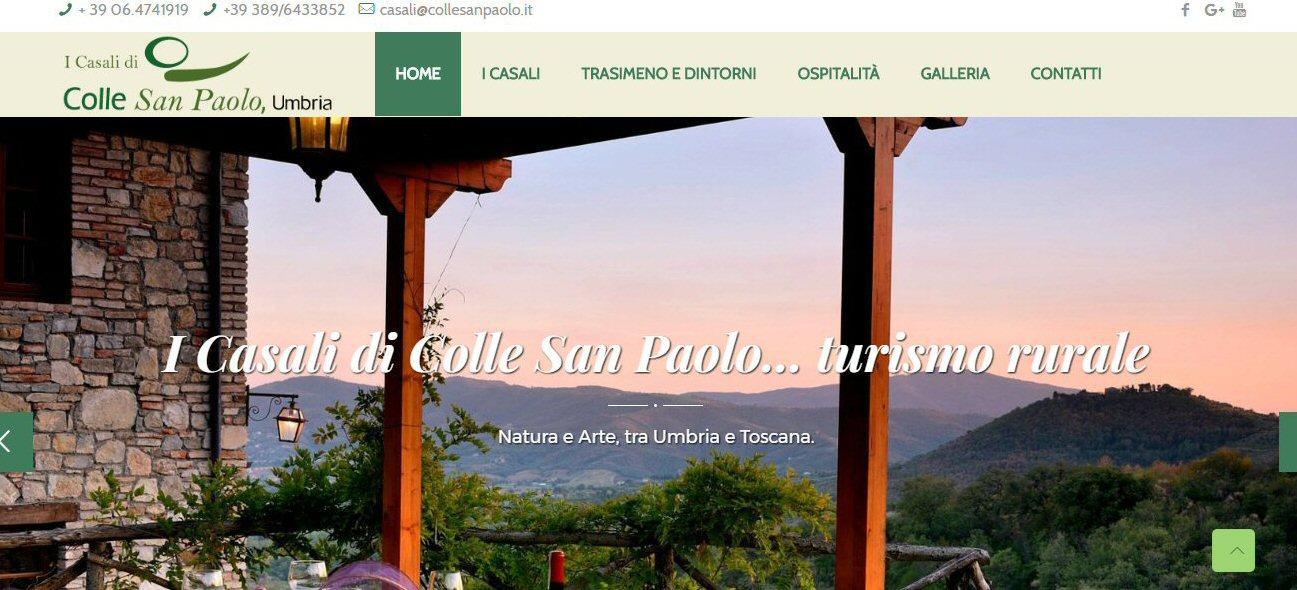 Agriturismo Casali Colle San Paolo