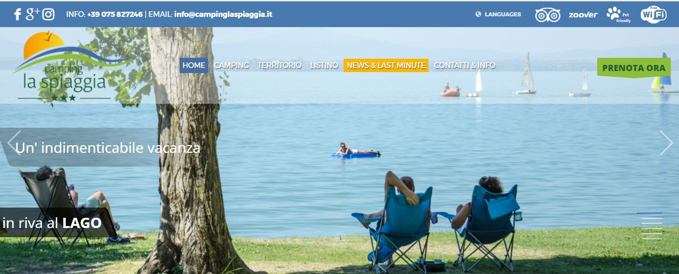 Camping La Spiaggia