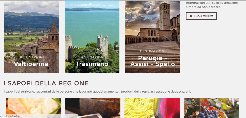 Info Point Umbria