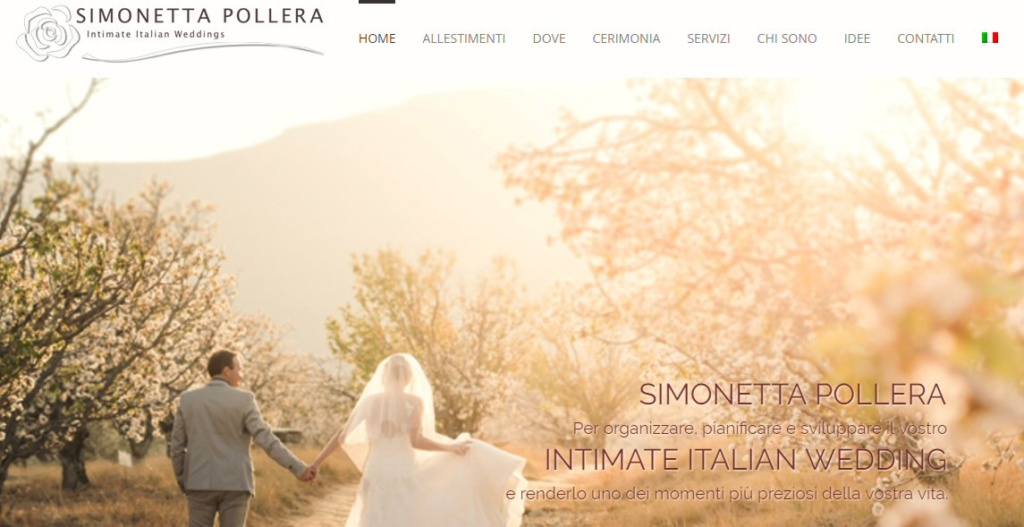 Intimate Italian Weddings - Simonetta Pollera