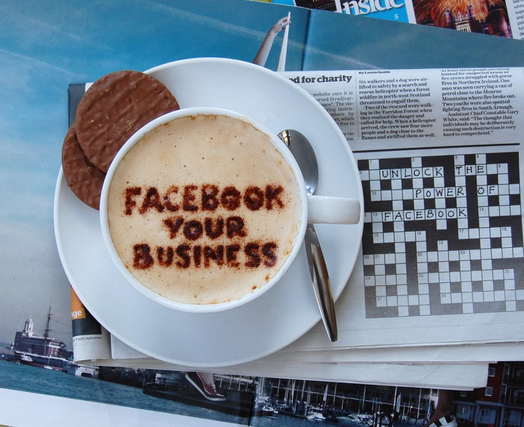 gestione pagine Facebook 2