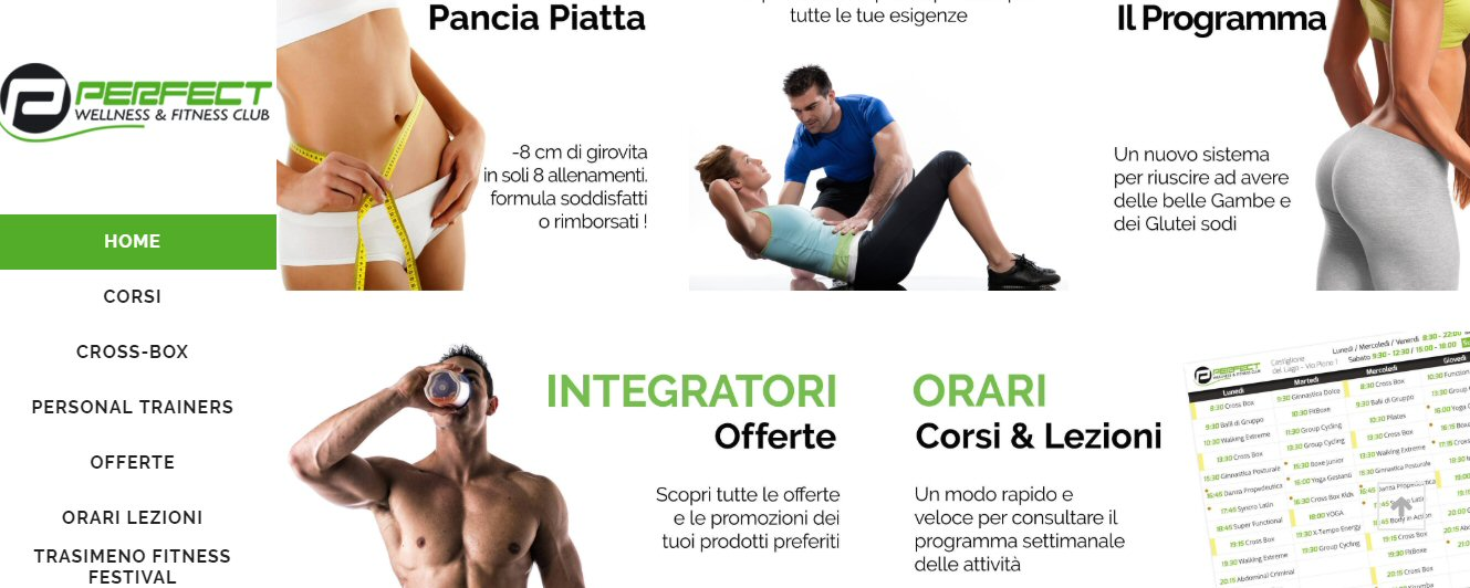 Palestra Perfect