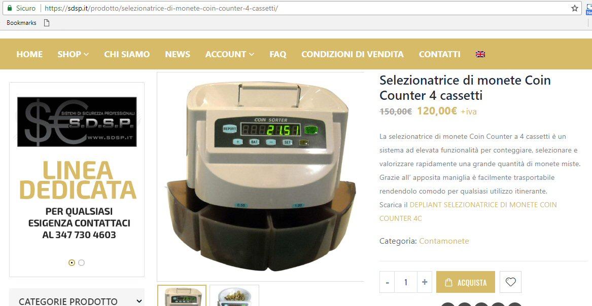 SDSP - Sistemi di Sicurezza Professionali