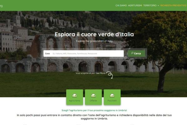 Agriturismi Umbria Home Sito Internet