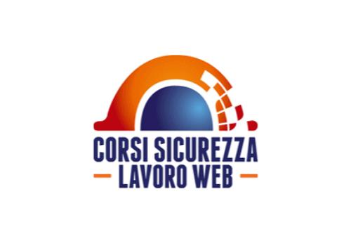 Corsi sicurezza lavoro web logo