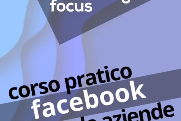 6a96c068f038 Corso Facebook per le aziende