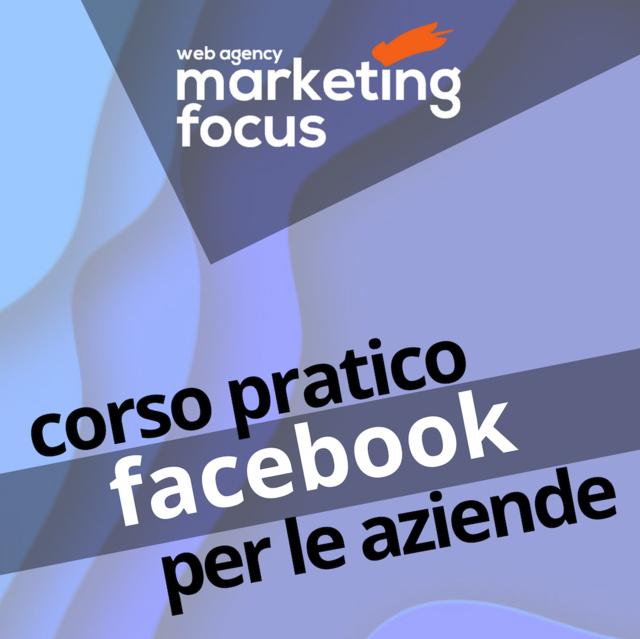 Corso Facebook per le aziende