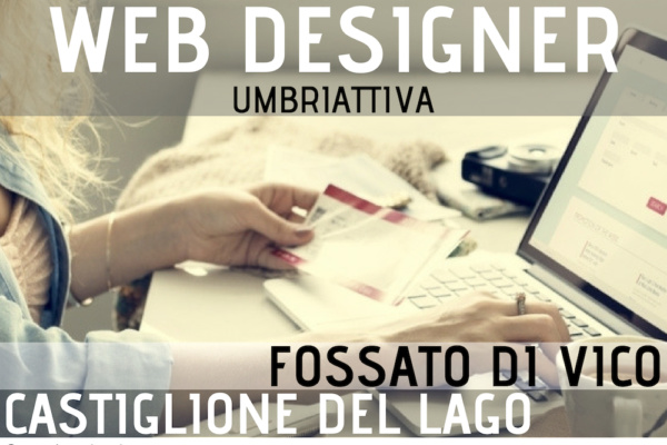 Corso Gratuito Web Designer Umbriattiva - Logo