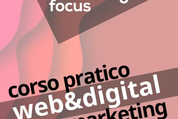 Corso Web Digital Marketing