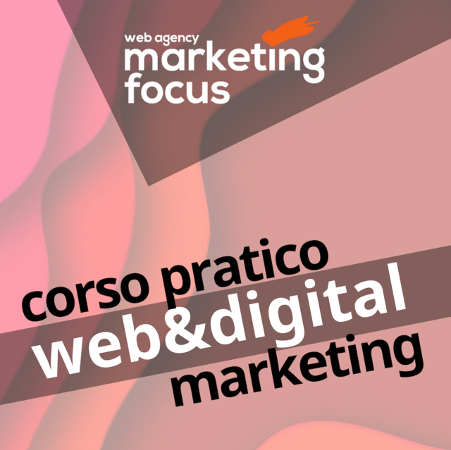 Corso Web Digital Marketing