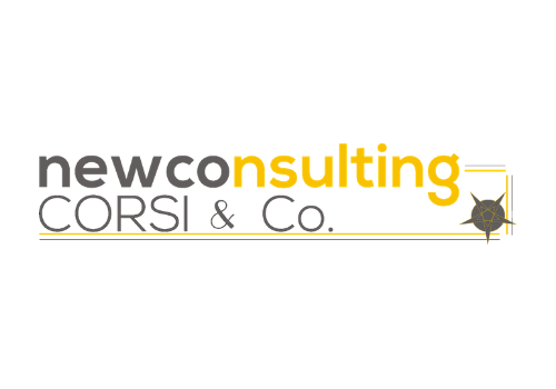 New consulting corsi logo